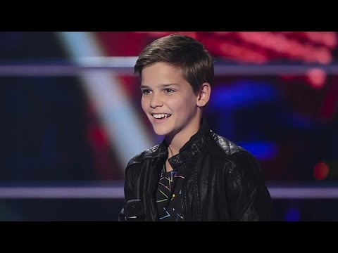 Ethan sings Give Me Love | The Voice Kids Australia 2014