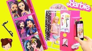 Barbie Cabina de Fotos para Muñecas -  Descendientes Monster High EAH