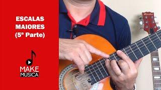 Baixar Emerson Gonçalves | Make Música | Escala Maior (Parte 5)
