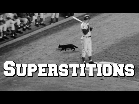 Baseball Superstitions Explained (VIDEO ESSAY)