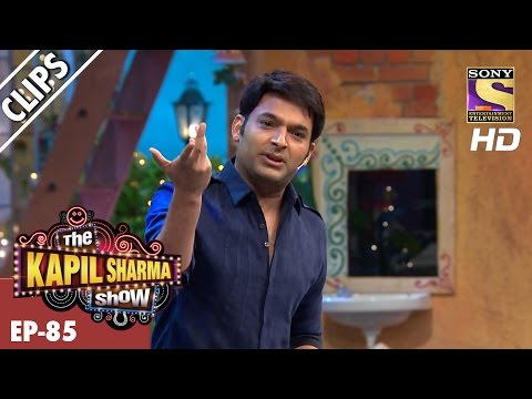 Kapil tells some fun facts about vegetables – The Kapil Sharma Show - 26th Feb 2017