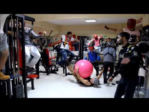 Harlem Shake Türkiye (Life Guard Fitness Center)