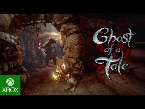 Ghost of a Tale - Game Preview Launch Trailer