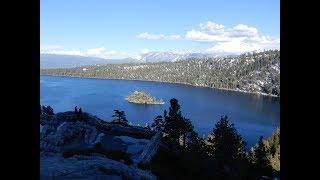 Beautiful California Lakes 11  : Emarald Bay - Lake  Tahoe. (Felicita)