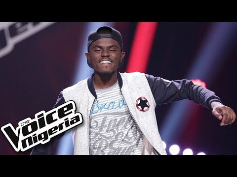 "Kendris Ologidi sings ""What a girl wants"" / Blind Auditions / The Voice Nigeria Season 2"