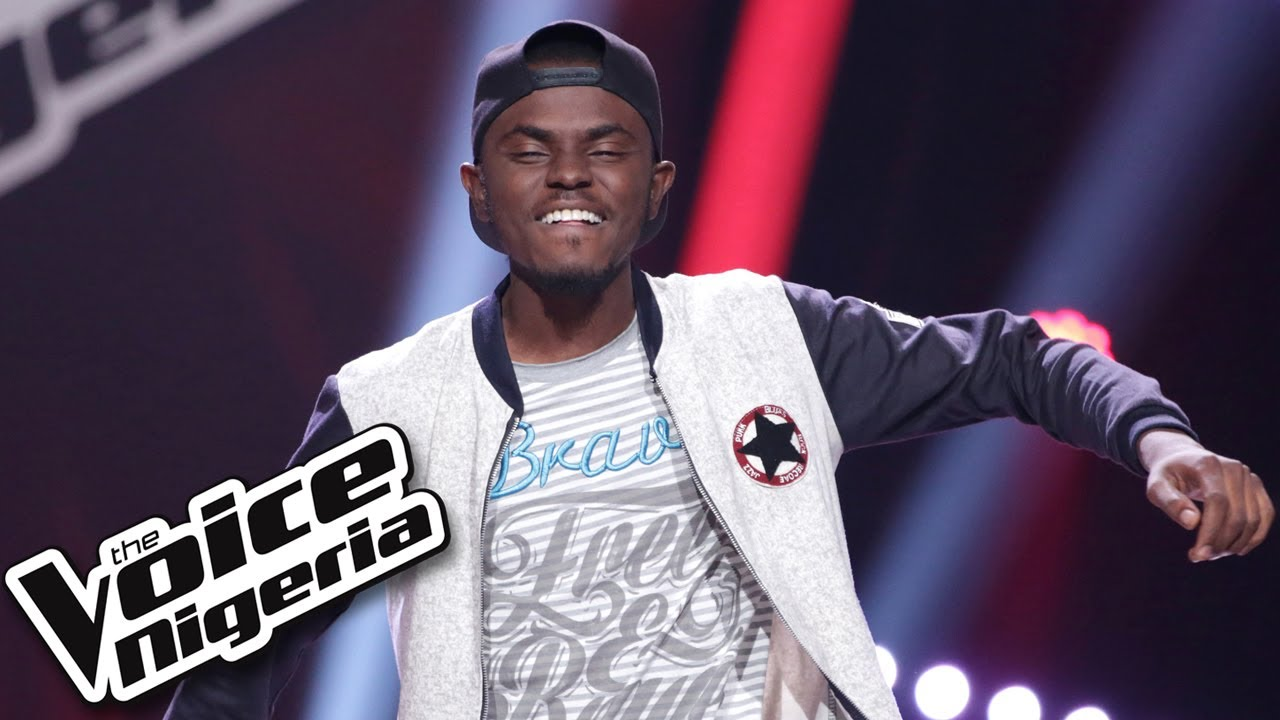 """Download Kendris Ologidi sings """"What a girl wants"""" / Blind Auditions / The Voice Nigeria Season 2"""