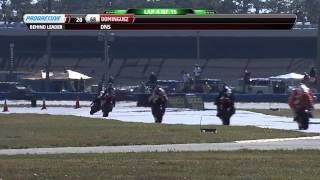2013 DAYTONA 200 Week - AMA Pro National Guard SuperBike FULL Race 1 (HD)