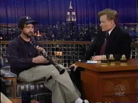 tom green on late night with conan o 39 brien 2002 youtube. Black Bedroom Furniture Sets. Home Design Ideas