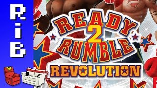 Ready 2 Rumble: Revolution! Run it Back!