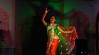Naki Doli chana rang Gora gora pana / Lavani Dance/ By Komal/ Swaradhin Shows