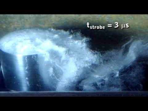 Cataclysmic Floods and Cavitation Erosion