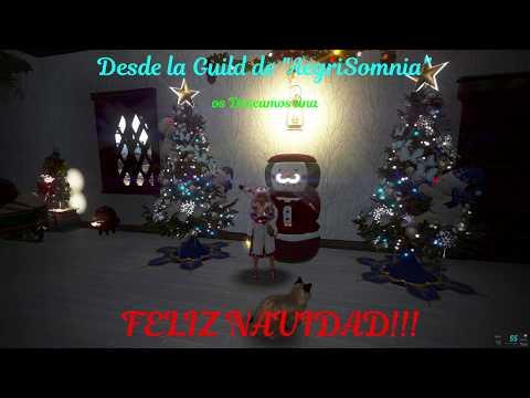 Black Desert Online - Feliz Navidad - ^_^