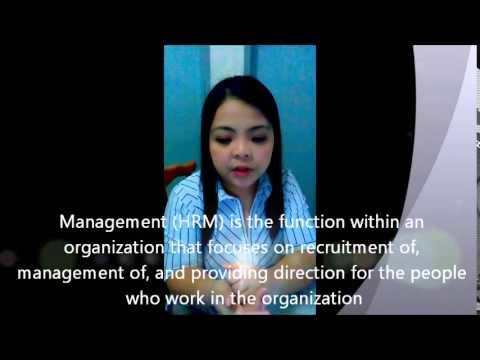 Assignment Of Business Communication (Video Resume)