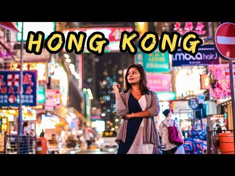 EXPLORING HONG KONG 🇭🇰 Vlog #1: Sightseeing, Trying Street Food, Dragon's Back Hike And More!