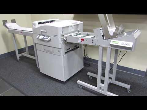 PSI LM3640 Aka OKI ProColor 905DP Envelope Press