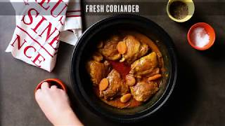 Chicken and Coconut Tagine