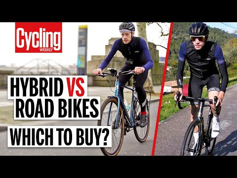 Hybrid Vs Road Bike: 5 Key Differences You Need To Know | Cycling Weekly