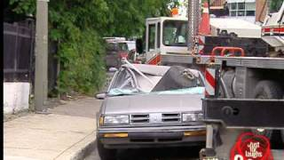 Car Demolition Prank