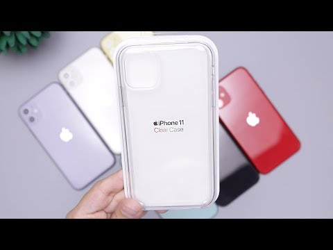 apple-iphone-11-clear-case-review-on-all-colors!-worth-it?