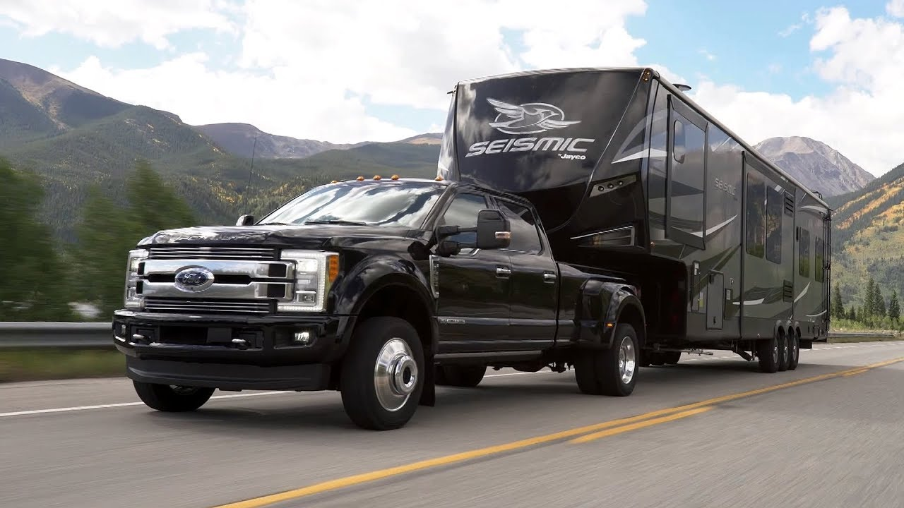 2018 Ford F450 Super Duty Picture | Car Models 2018 - 2019
