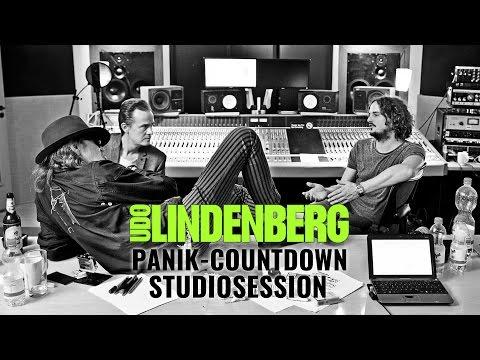 Udo Lindenberg  Studiosession mit Panikband PanikCountdown #1