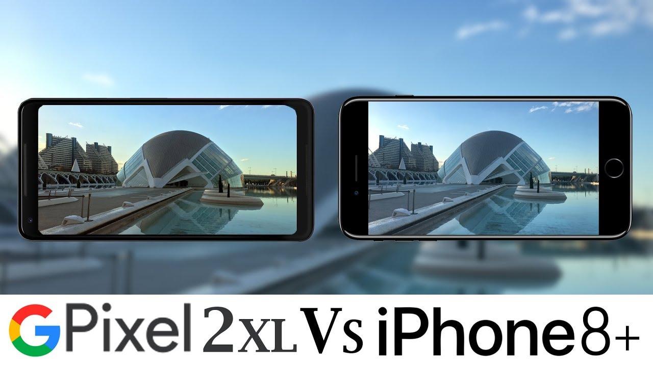 Pixel  Xl Camera Vs Iphone X