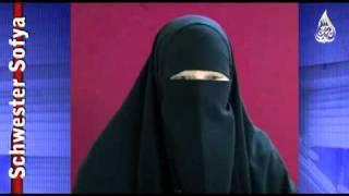 Eine Deutsche erzählt warum sie heute Niqab trägt!