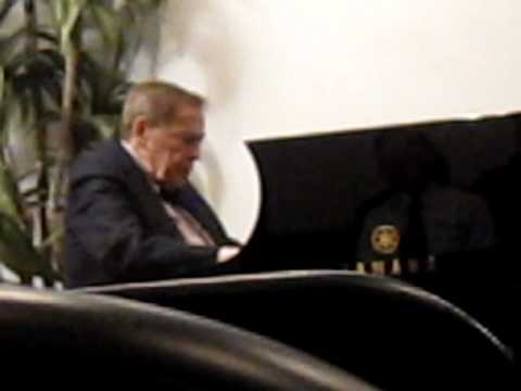 Abbey Simon playing Chopin's Impromptu in A flat, Op.29