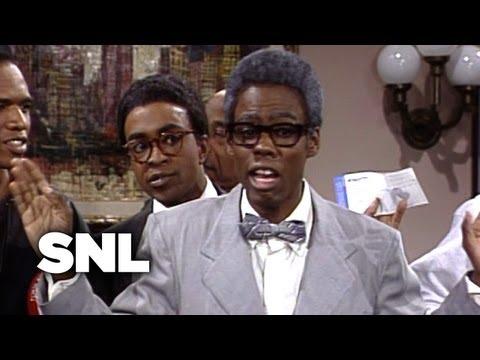 Racist Bank Robbery - Saturday Night Live
