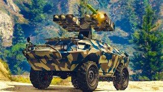 NEW WAR MACHINES!!! | GTA V Gun Running DLC