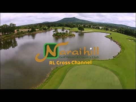 Golf Course in The Kingdom of Thailand
