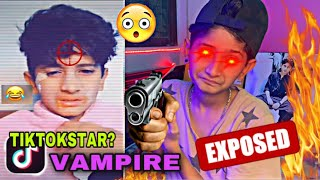 Once Upon a Time Vampire YT is a TiktokStar!😱 | Funny Commentary Gameplay😂🔥 | PubgM | Vampire YT