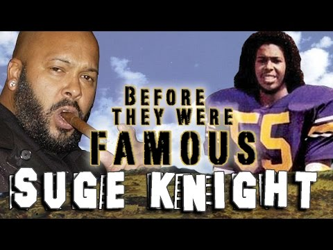 SUGE KNIGHT – Before They Were Famous