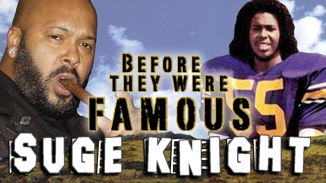 SUGE KNIGHT - Before They Were Famous - SUGE KNIGHT - Before They Were Famous