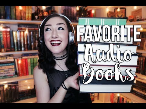 ALL TIME FAVORITE AUDIOBOOKS.