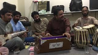 Kala Kala De Ratale   Ustad Zafar Farooq   Usman Zafar   Majid Khan Tabla