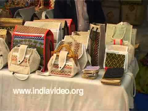 Jute crafts from West Bengal