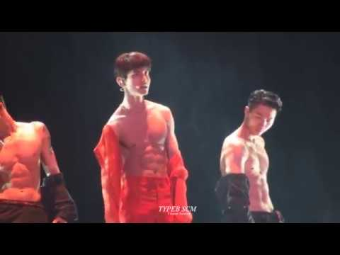 180506 TVXQ! CIRCLE CONCERT welcome 동방신기 최강창민 솔로(Changmin Solo)- Closer(Sung by MAX)