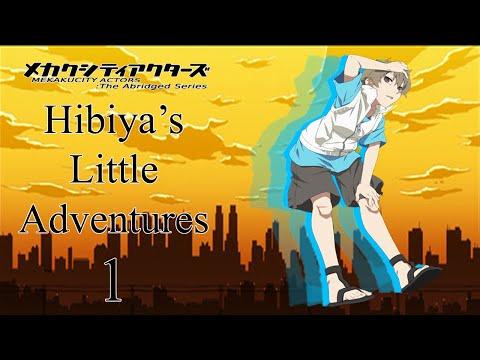 Hibiya's Little Adventures - 1