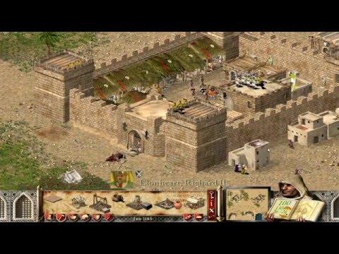 Игры Серии Stronghold Stronghold Crusader