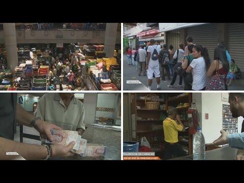 Así se vive en Venezuela: hambre y desabastecimiento