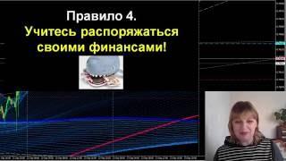 Лайфхак Форекс - LifeHack FOREX DIY - Золотые правила работы на финансовом рынке