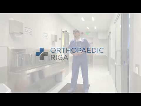 Choose Orthopaedic Surgery at Aiwa Clinic in Riga