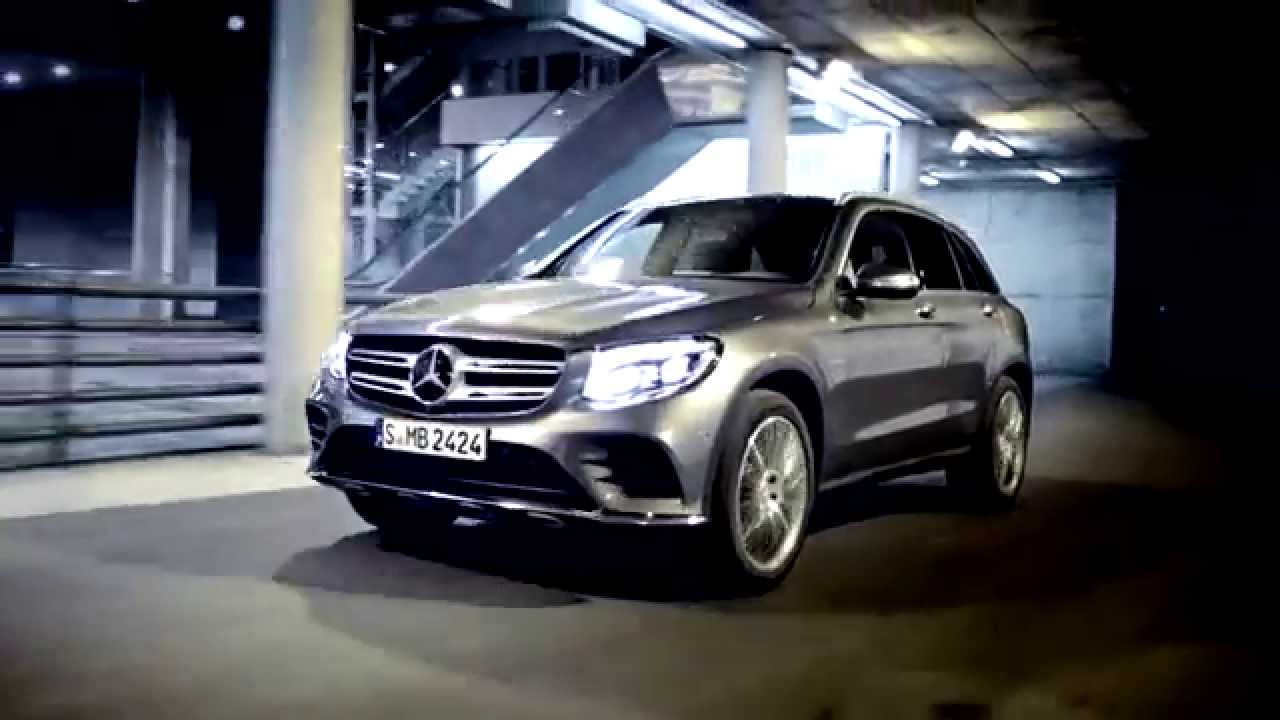 2016 mercedes benz glc 350 e plug in hybrid revealed youtube. Black Bedroom Furniture Sets. Home Design Ideas