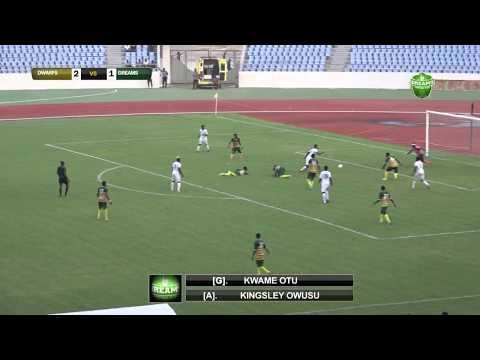 DREAMS TV: Dwarfs 2 - 1 Dreams FC