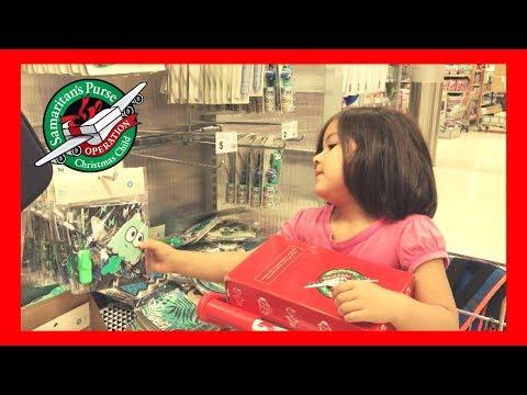Samaritans Purse Operation Christmas Child 2017   Family PlayLife