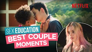 Sex Education: The Most Iconic Couple Moments | Netflix