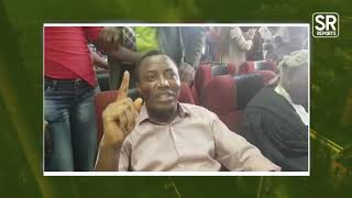 Sowore Gives Orientation To The DSS Operatives On Their Failure To Learn From History