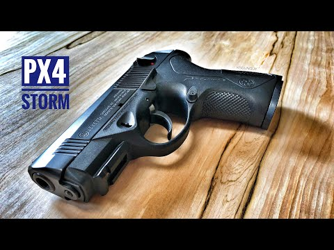 Beretta Px4 Storm Compact -  Is It Worth The Hype?