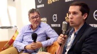 #TiberEncuentro con Jorge Ruiz de Maldita Nerea